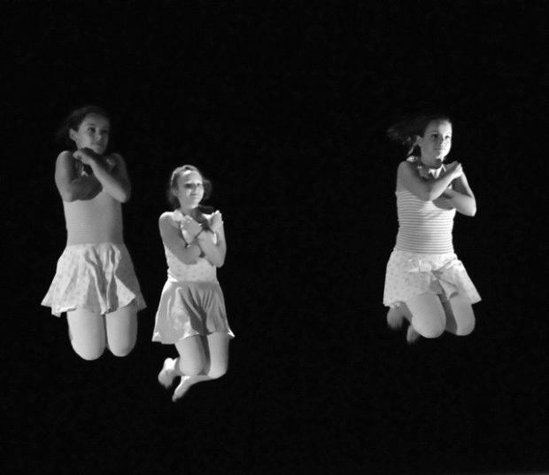 Spectacle danse contemporaine Loire-Authion
