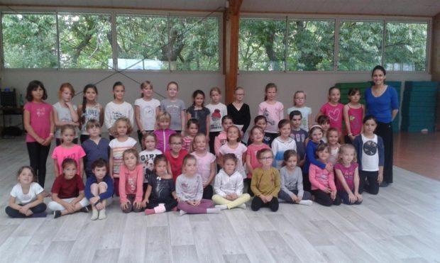 Spectacle danse l'association Mouv'anse Isigny-le-Buat