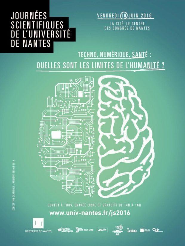 Techno numérique santé limites l'humanité ? Nantes