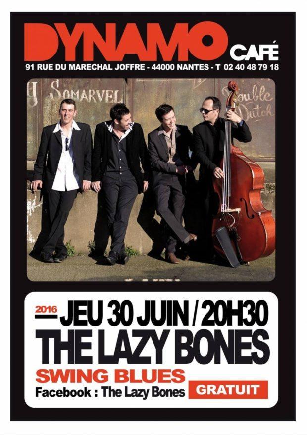 The Lazy Bones Nantes
