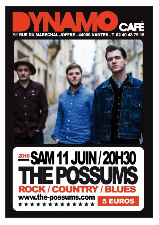 The Possums Nantes