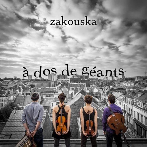 Transat en Ville : Zakouska, musique de l'Est Rennes