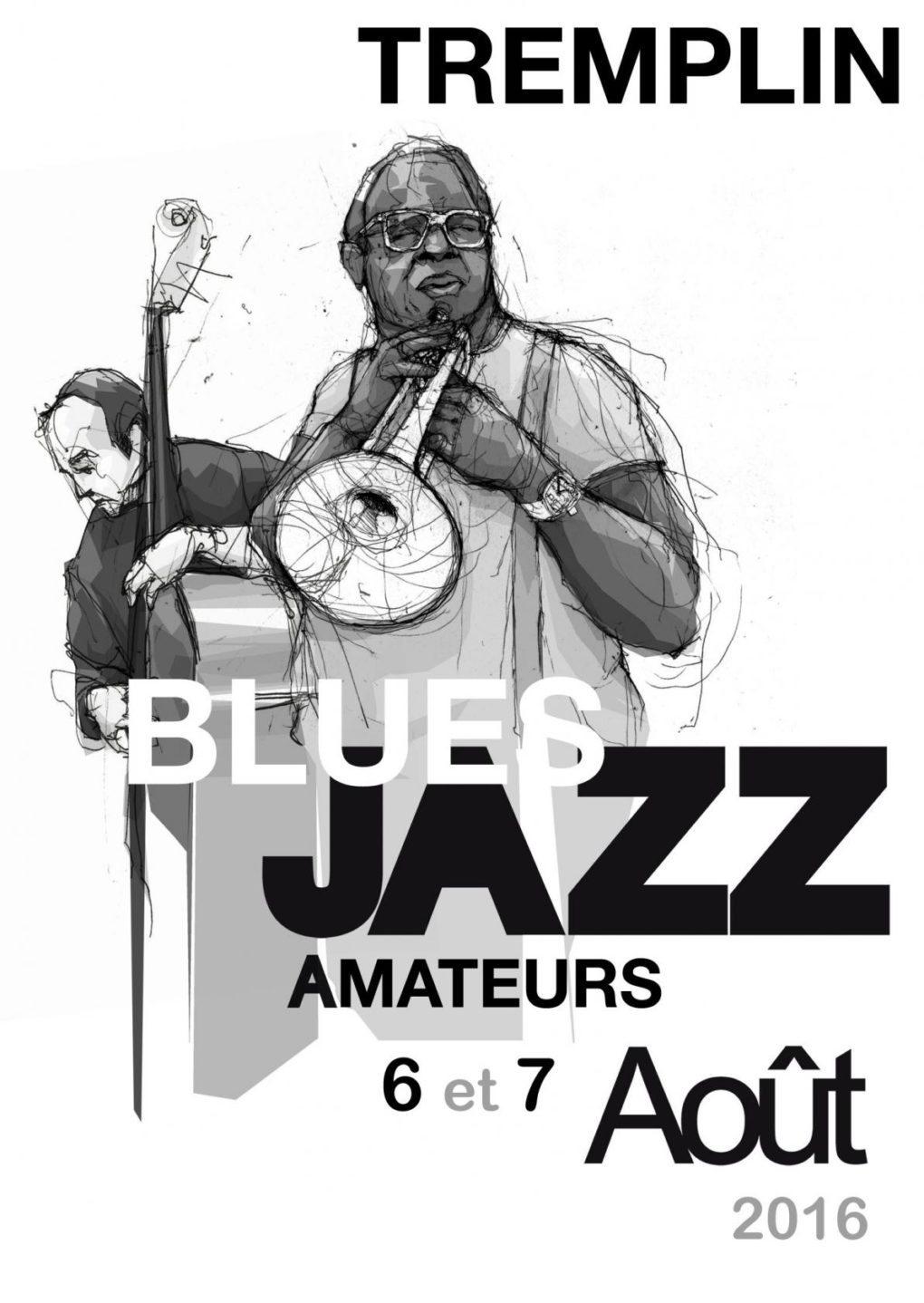 Tremplin blues jazz amateurs Le Mené