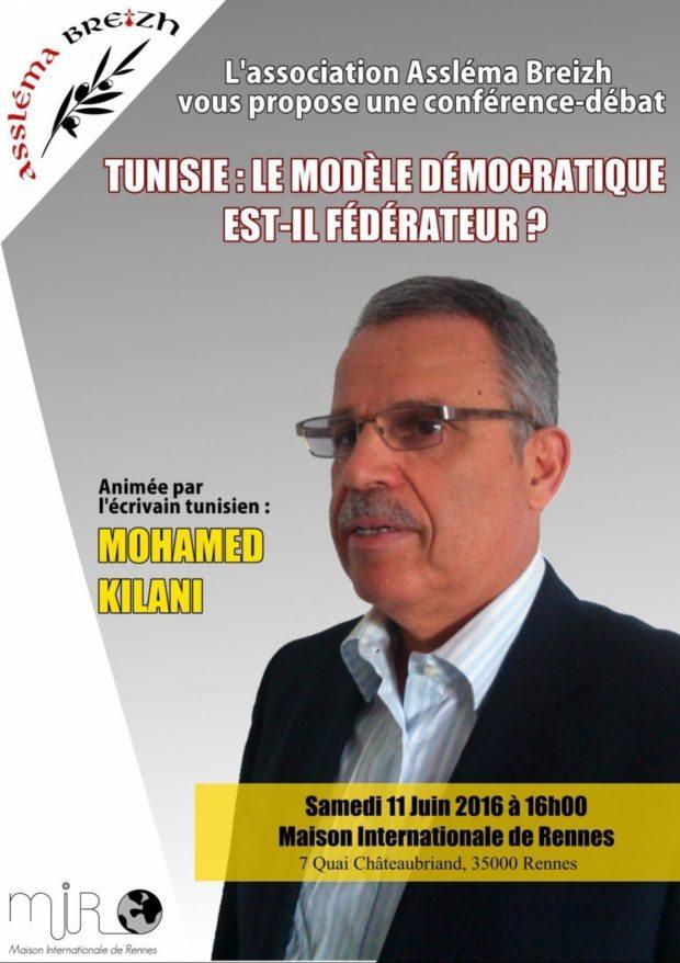 Tunisie modèle démocratique est-il fédérateur ? Rennes
