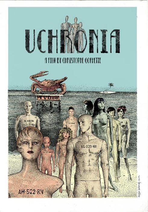 uchronia_christophe-goffette-affiche-reza-benhadj