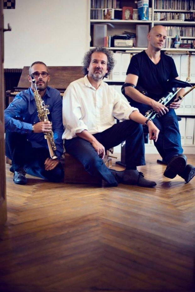 Une heure en musique avec Ars'ys Trio Luçon