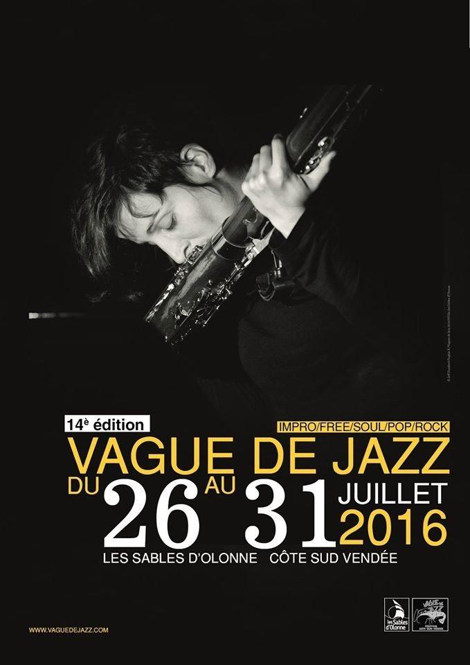 Vague de Jazz - 14ème édition Longeville-sur-Mer