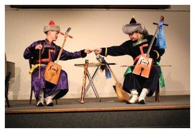 Voyage musical au pays des chamanes Caen