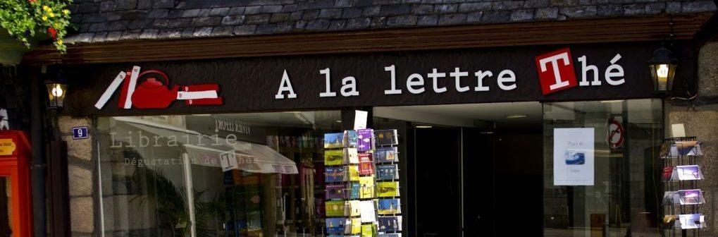 a la lettre thé morlaix
