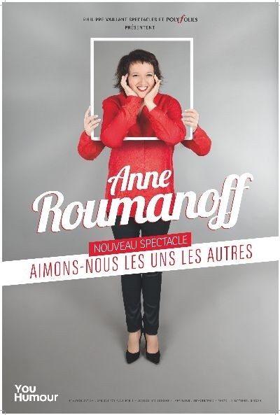 Anne Roumanoff Nantes