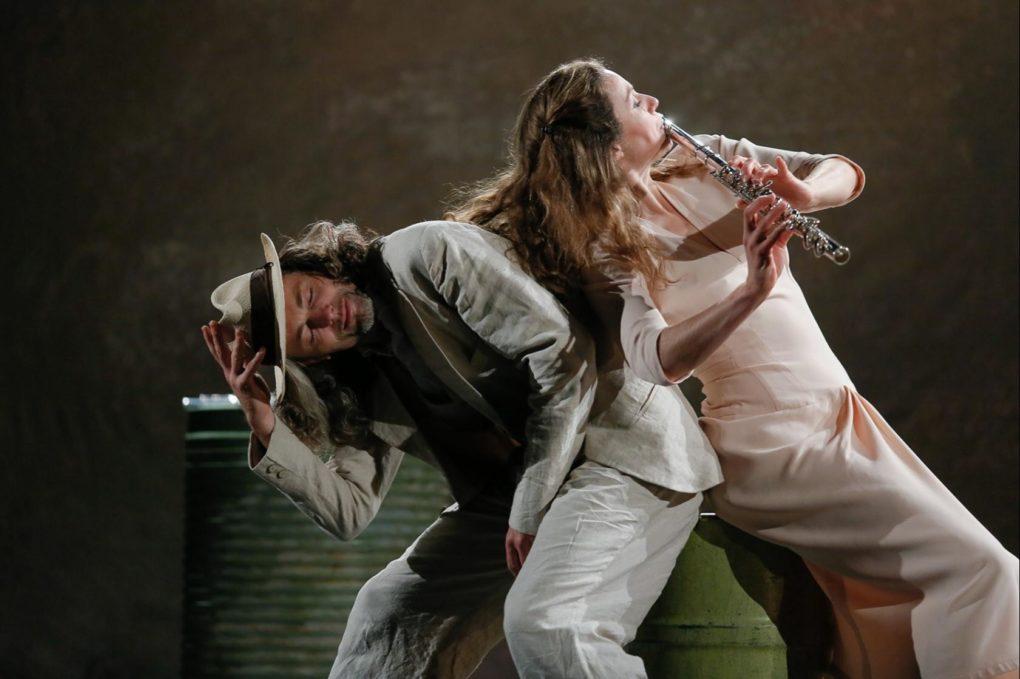 Apéro musical et spectacle musique et danse en plein air Saint-Aignan-Grandlieu