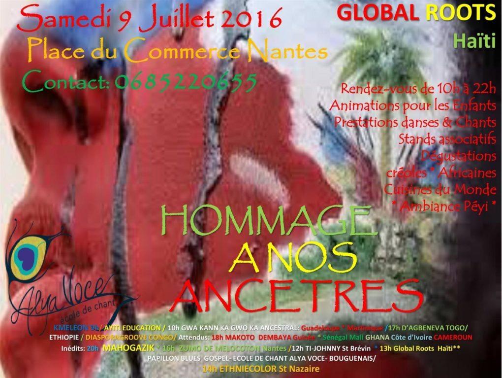Association Global Roots Haïti Nantes