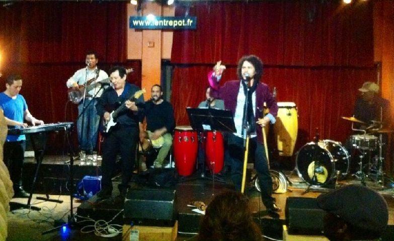 Bal rock latino (rock cumbia salsa) avec trois groupes Saint-Cyr-la-Rosière