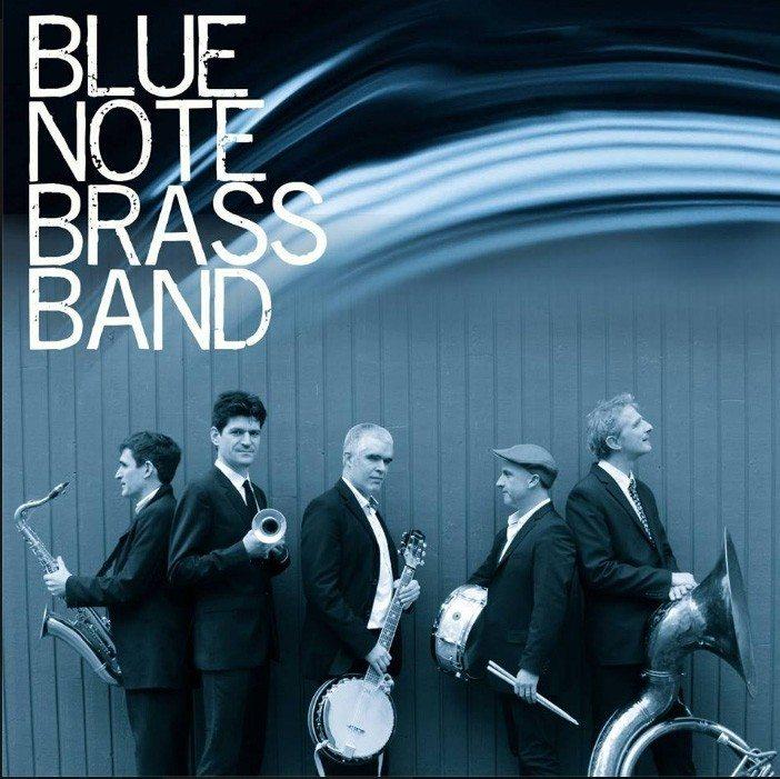 Blue note brass band jazz-funk Dol-de-Bretagne