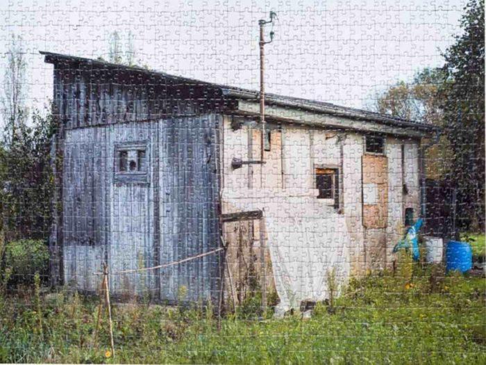 Puzzle Prairies Saint-Martin
