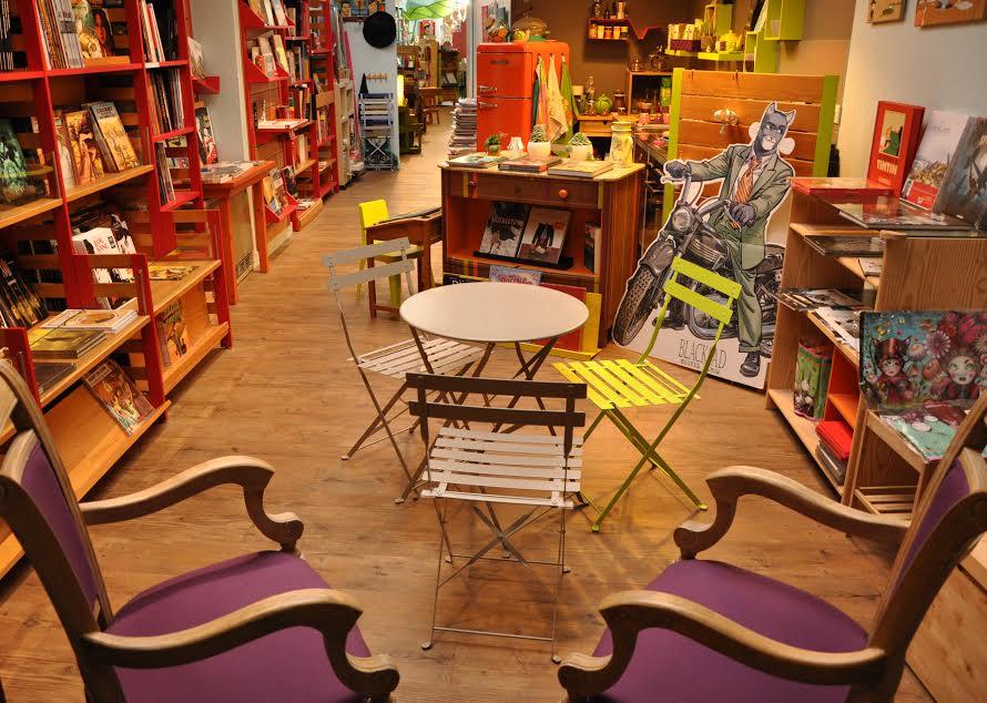 Le rendez vous n 39 importe o pontivy caf librairie en bretagne - Le fruitier du rendez vous ...
