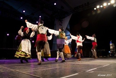 Celtiques de Guérande concerts spectacles jeux lutte bretonne Guérande
