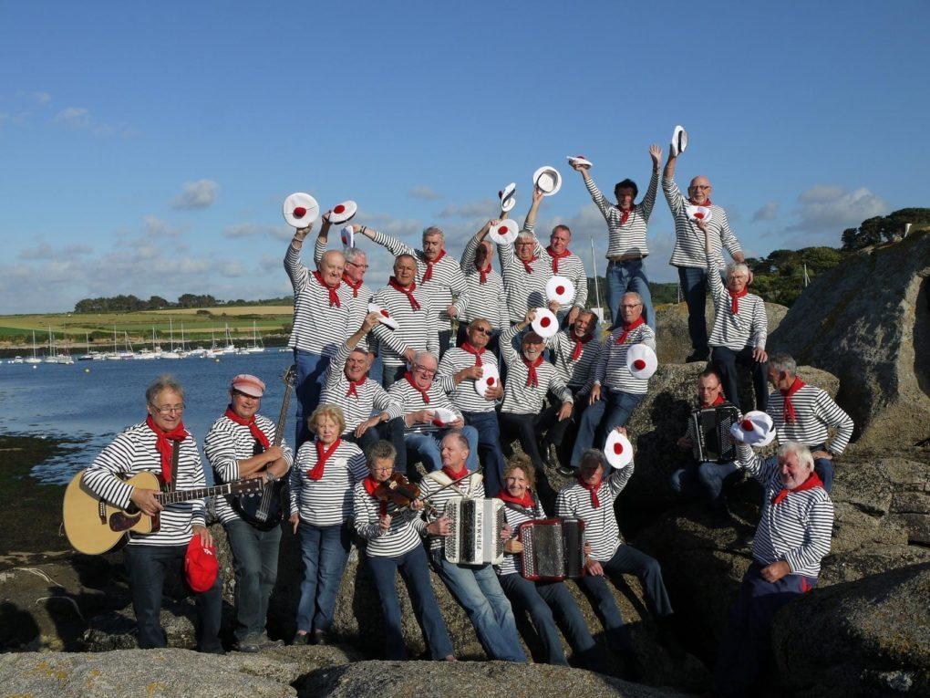 Chant de marins aux Mardis de Portez avec Vents du large Locmaria-Plouzané