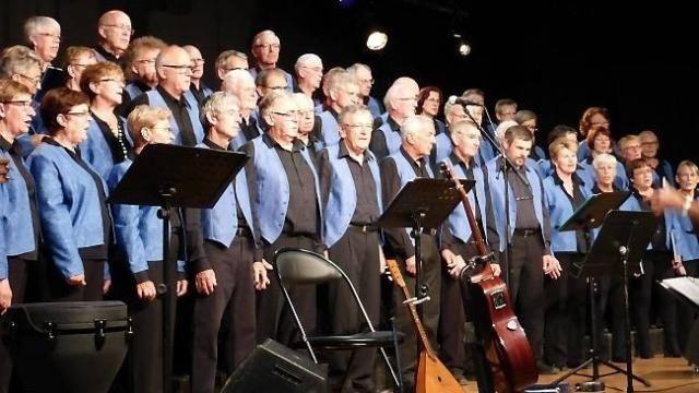 Chorale Iroise concert à la salle du Kruguel Lampaul-Plouarzel