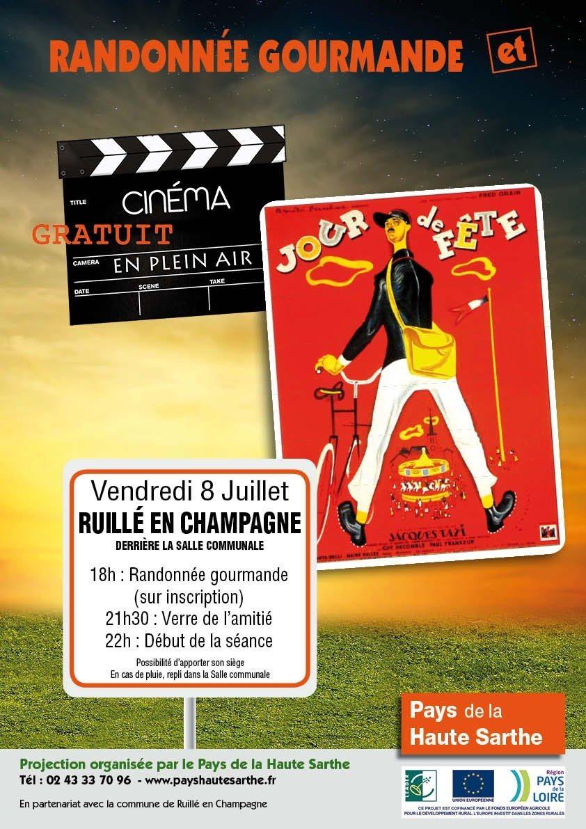 Cinéma Ruillé-en-Champagne