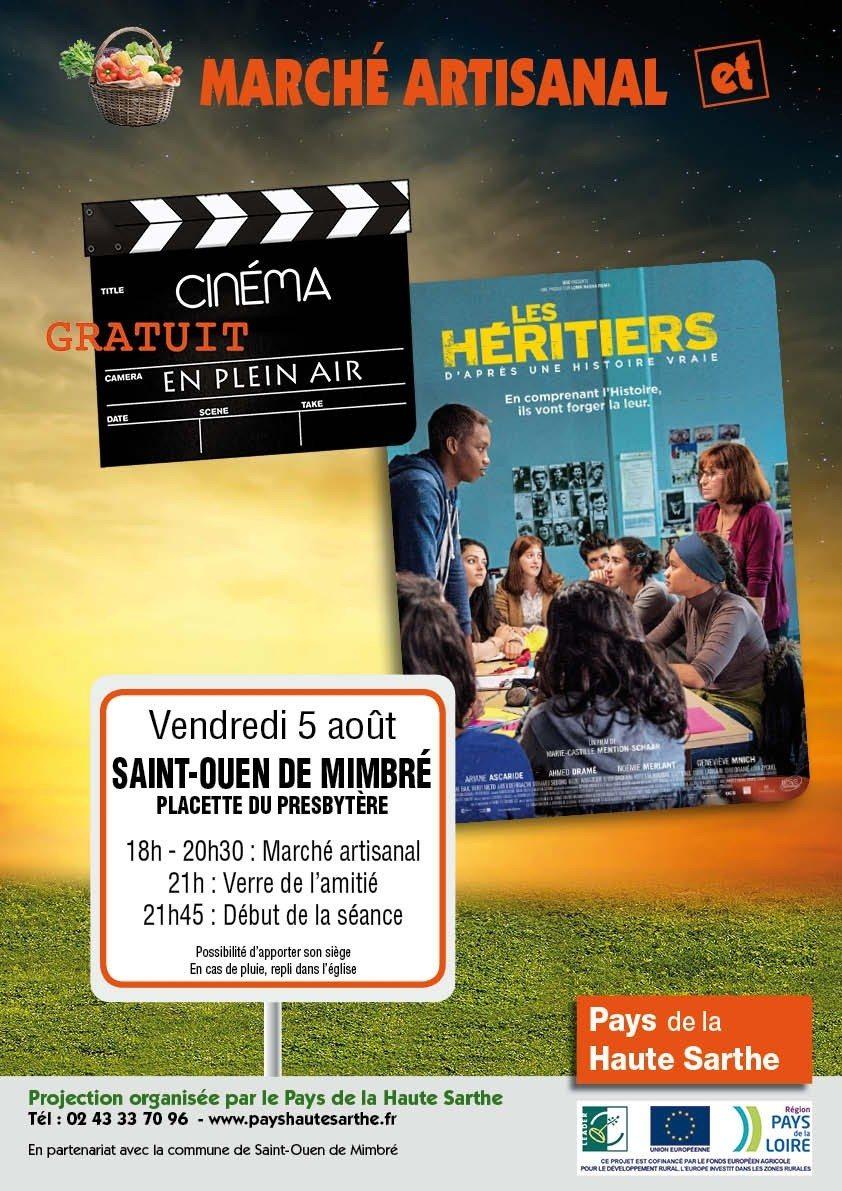 Cinéma Saint-Ouen-de-Mimbré