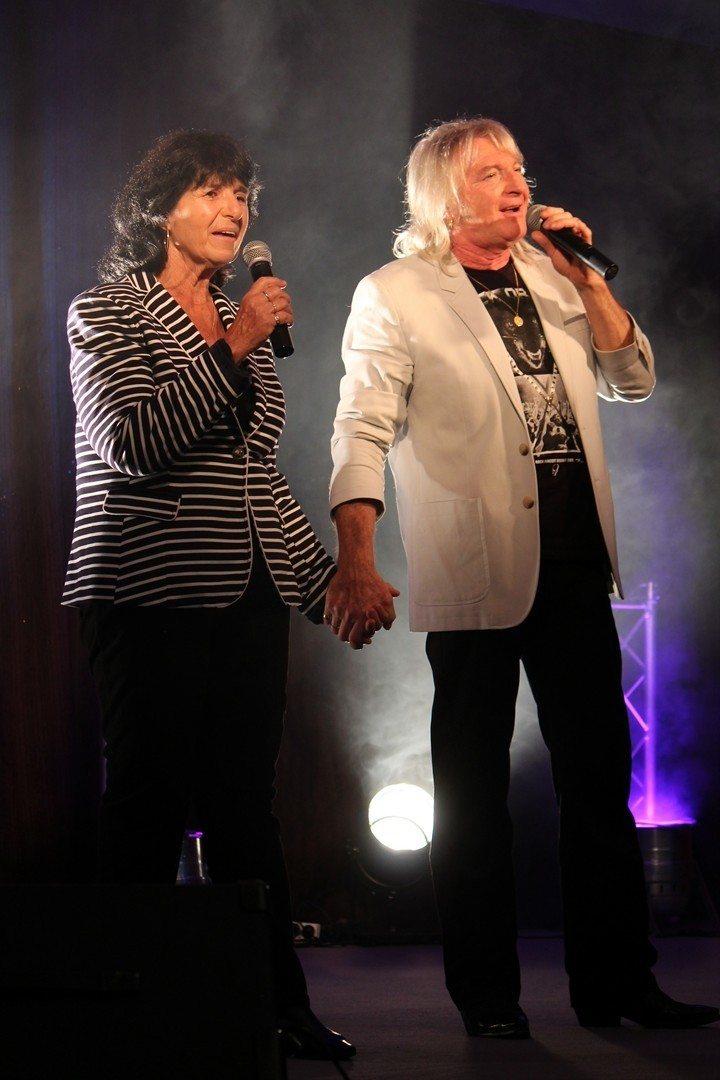 Concert de Claude et Marylou Angles