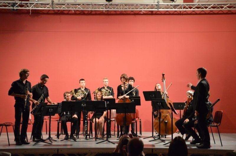 Concert de clôture avec l'Académie Côte-de-Nacre Ver-sur-Mer
