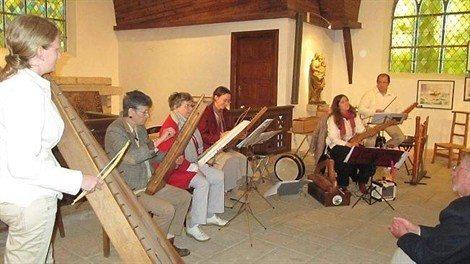Concert de Carolan & Co Pouldreuzic