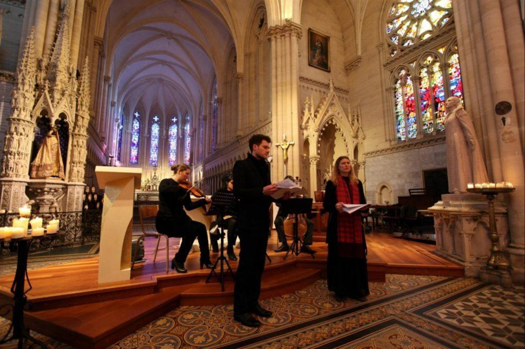Concert de musique baroque italienne Asnelles