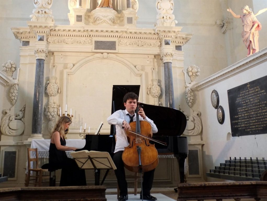Concert de musique sacrée française Jarzé-Villages