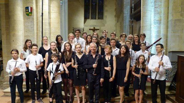 Concert des classes de cuivres et leurs professeurs Saint-Denis-d'Anjou
