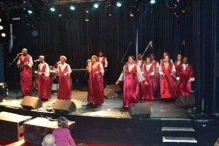 Concert gospel des Gospel singers La Baule-Escoublac