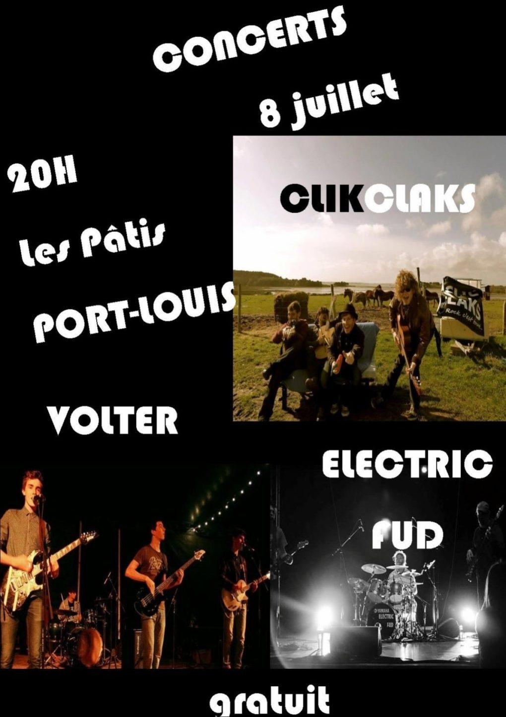 Concert jeunesse au skate park Port-Louis