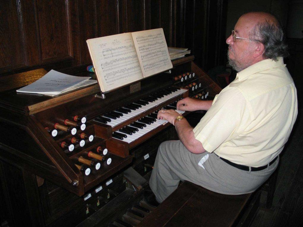 Concert-promenade dans l'orgue de Montfort Montfort-sur-Meu