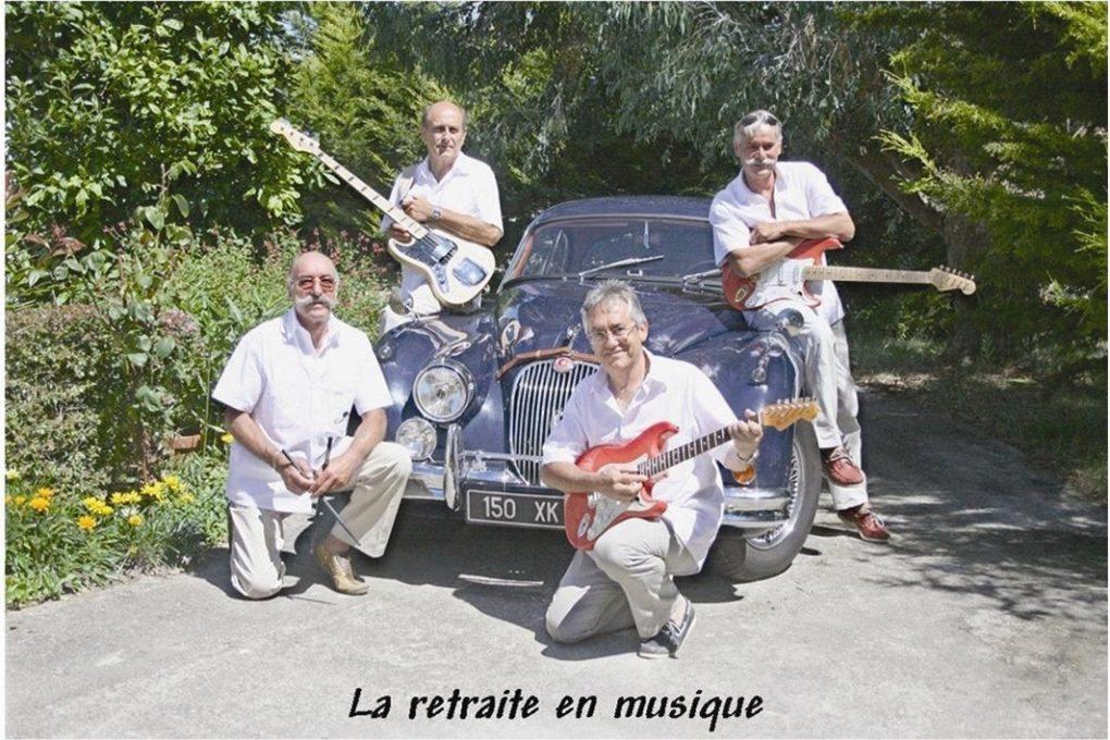 Concert The Gentlemen L'Épine