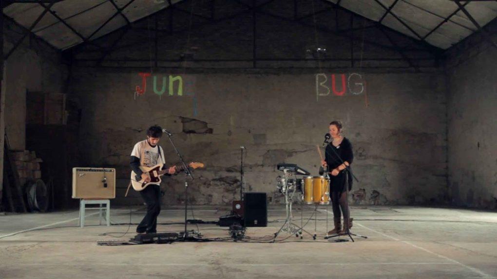 Electronic fuzz folk avec June Bug aux jeudis de la Pente Rochefort-en-Terre