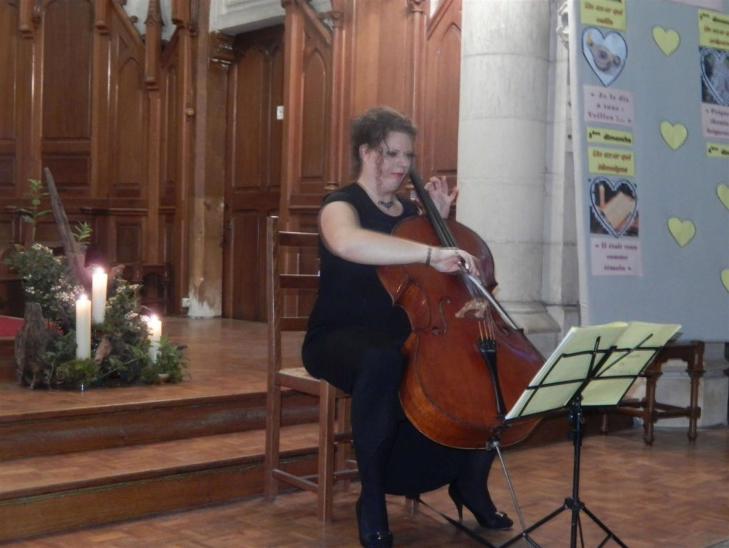 Ensemble Arpeggione (piano et violoncelle) Olonne-sur-Mer