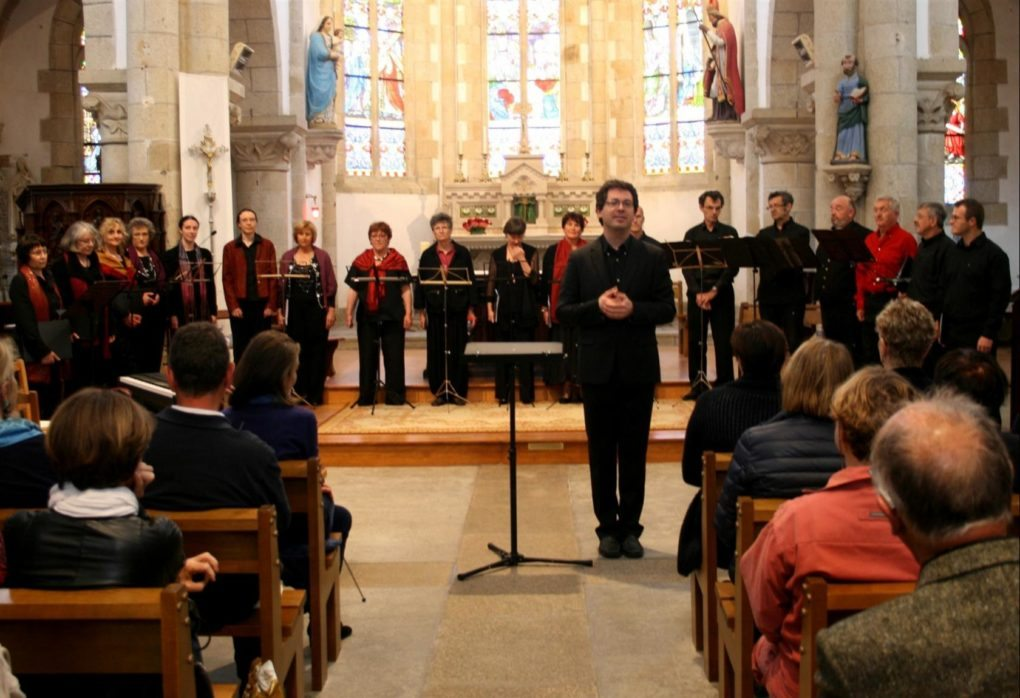 Ensemble vocal Talea Quimper