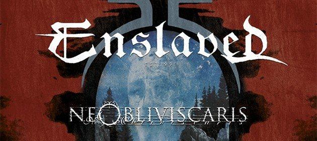 Enslaved (25 ans) Ne Obliviscaris et invité Rennes