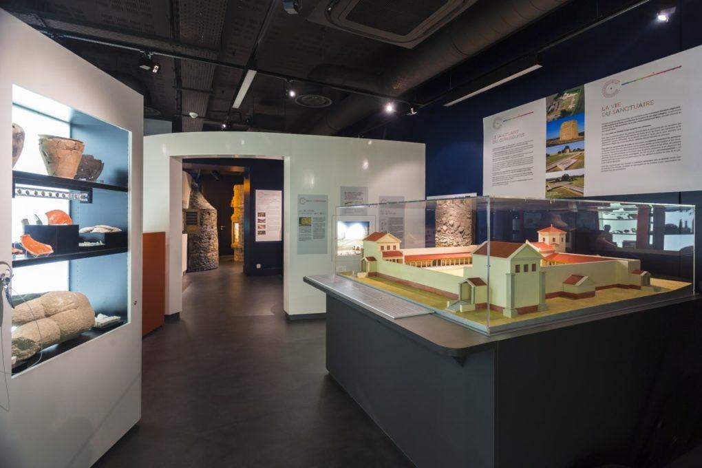 Centre d'interprétation du patrimoine Coriosolis Corseul