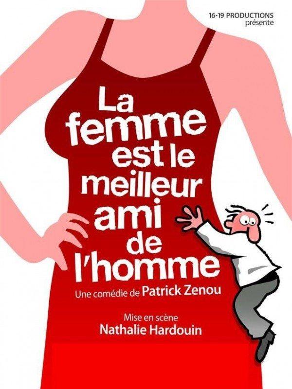 femme est meilleur ami l'homme Nantes