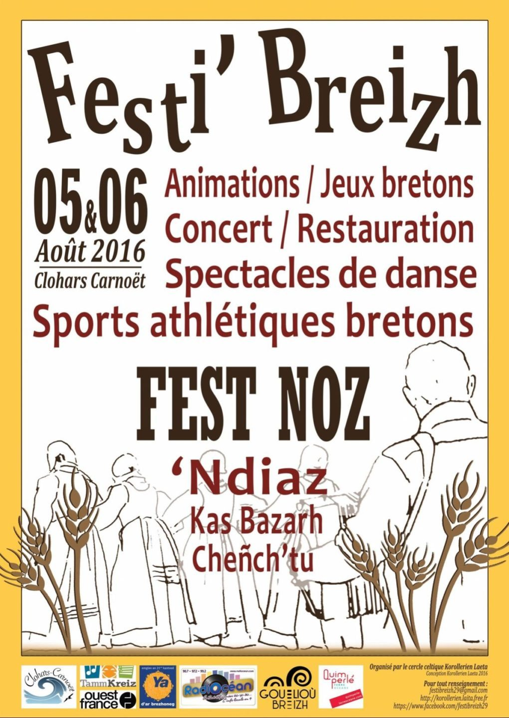 Festi'Breizh Clohars-Carnoët