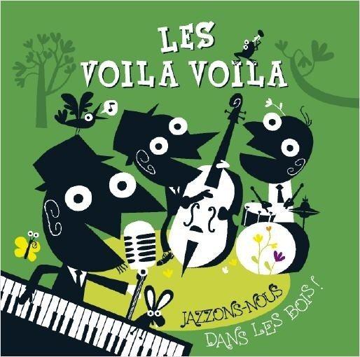 Festival Côté Mer Les Voilà Voilà Jazzons nous dans les bois Saint-Brevin-les-Pins