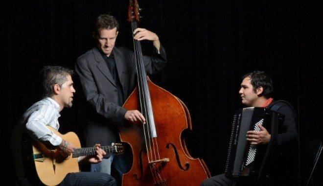 Festival Côté Mer Marian Badoï Trio Saint-Brevin-les-Pins