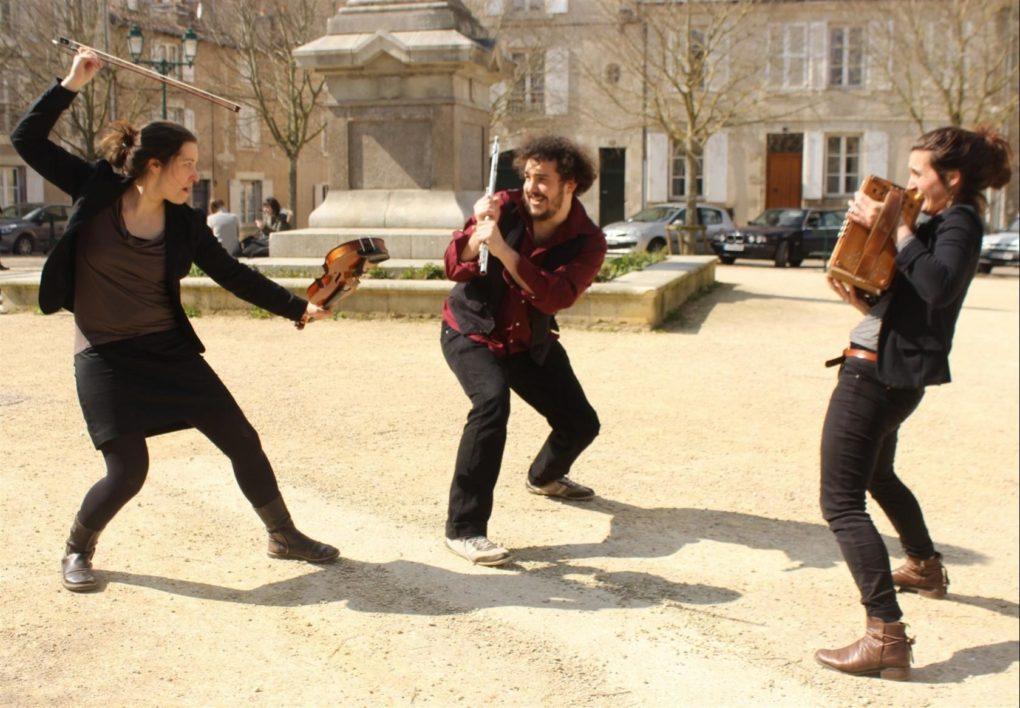 Festival Terre de danses Nueil-les-Aubiers