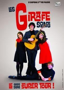 Les girafe song Cie 3e acte Guipel