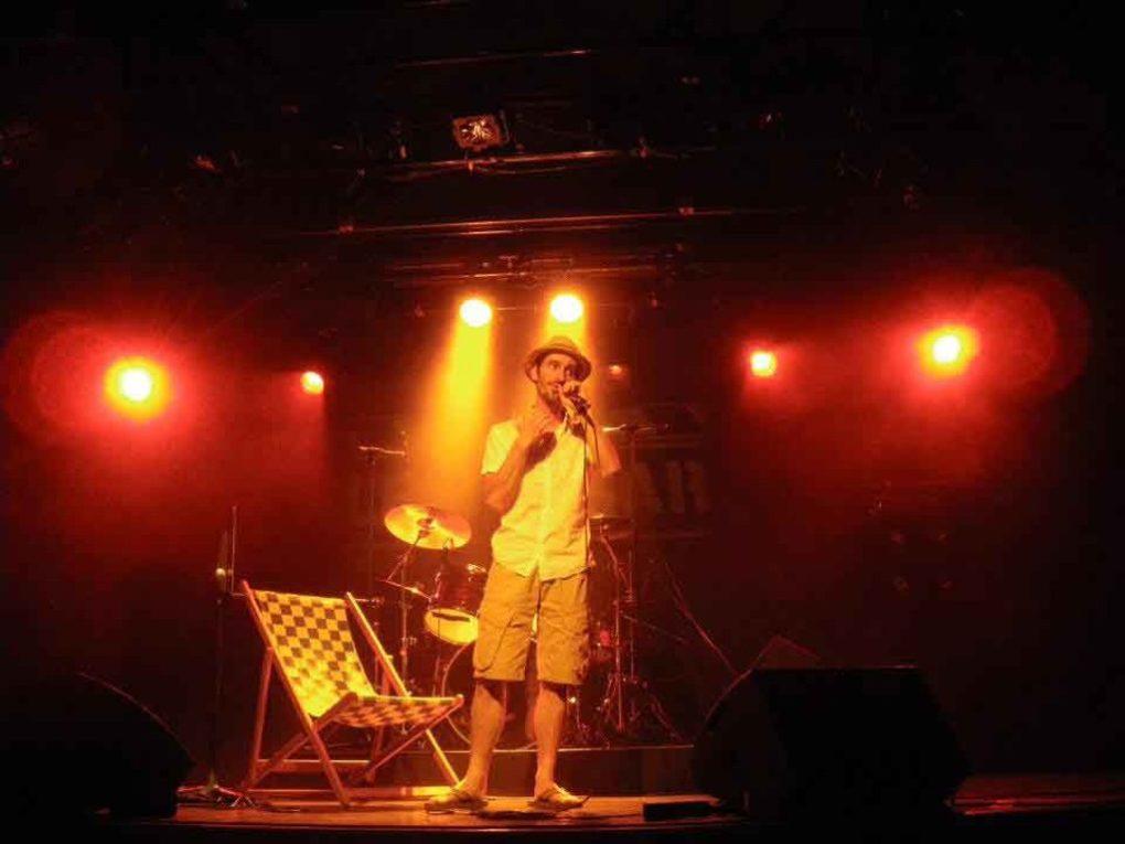 Hip-Hop avec L'1consolable aux jeudis de la Pente Rochefort-en-Terre