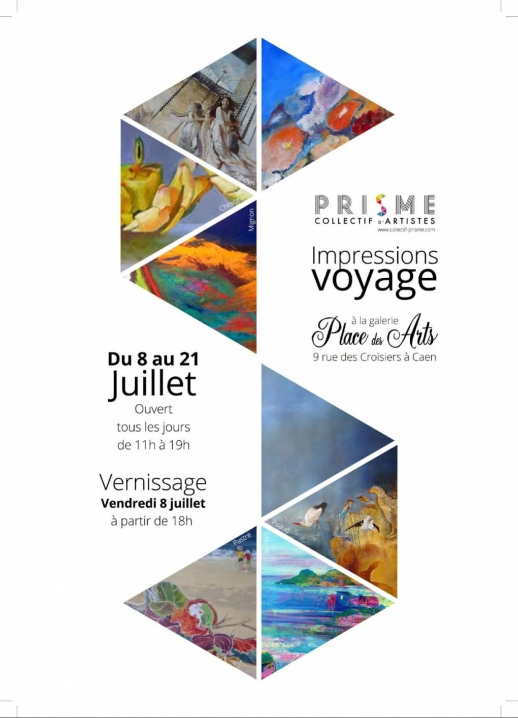 Impression Voyages Caen