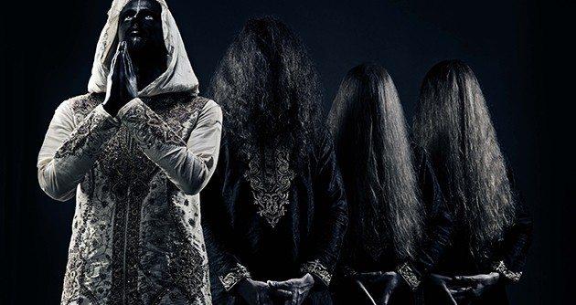 Inquisition Rotting Christ Mystifier et Schammasch Rennes