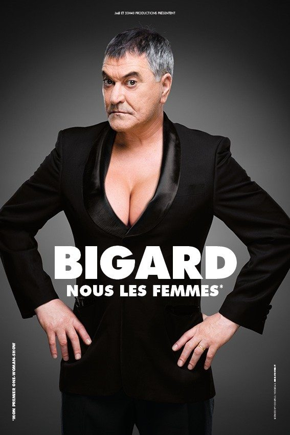 Jean-Marie Bigard Angers